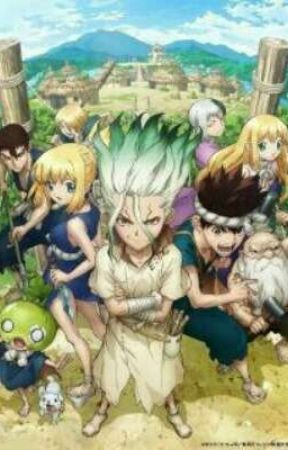 The Beautiful Stone World (Dr Stone x Male Reader) by ViperSnak