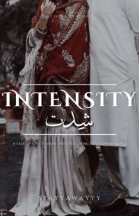 Intensity|شدت cover