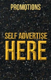 SELF ADVERTISE HERE cover