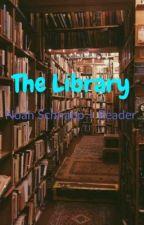 The Library//Noah Schnapp + Reader by ameliaschnapp1234
