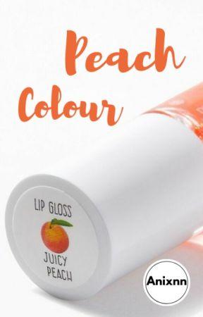 Peach Colour by Anixxn