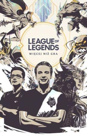 Liga legend czyli pierdolenie o wszystkim i niczym by Dodzer