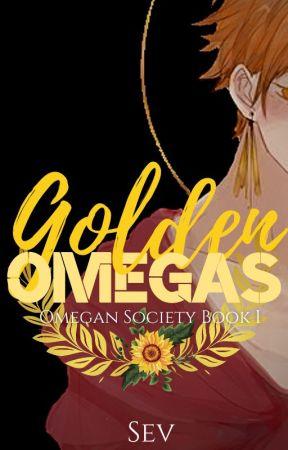 Golden Omegas [Haikyuu Omegaverse / Royalty Au] by fujoshtickss