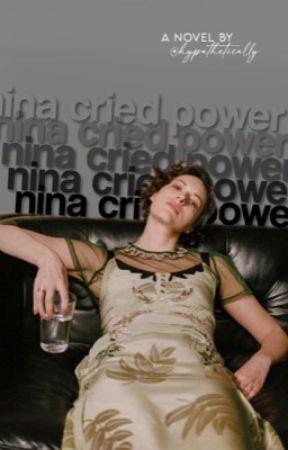 nina cried power [SPENCER REID] by hypathetically