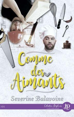 Comme des aimants (Sous Contrat D'édition) by Severine75