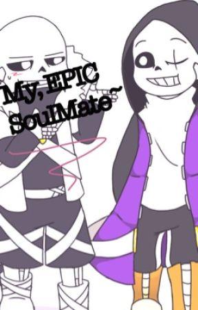 ~My, EPIC SoulMate~ •Epic x Cross• (Lemon?) by Undertale_Ships123