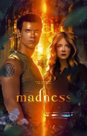 Madness ─ jacob black by twistxdx