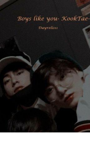 𝐵𝑜𝓎𝓈 𝓁𝒾𝓀𝑒 𝓊 - 𝒦𝑜𝑜𝓀𝒯𝒶𝑒 - by dayrelis11