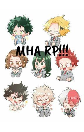 MHA rp by ChihoKirigaya