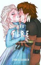 Snow and Fire by Xzinn-Fury