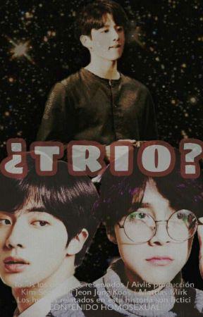 ¿Trio? by JinkookSeok