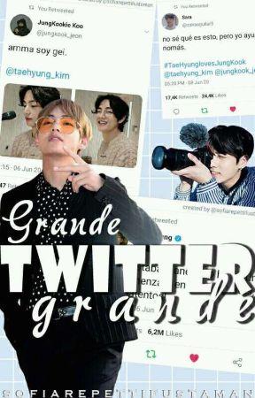 gRANDE TWITTER GRANDE. by sflvsft