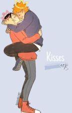 Kisses by kezamai