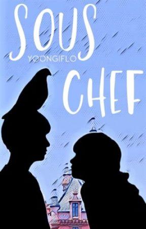 Sous Chef | TK by yoongiflo