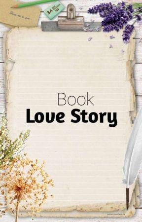 Book Love Story by Sparkyu29