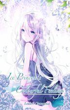 Ice Princess's Colourful Feelings by honeyandcreambutter