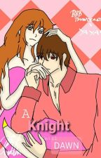 A Knight Until Dawn | Boboiboy FF. / AU by ElementalsPMSManiego