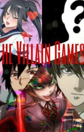 |•The Villain Games•|  by frut_xxi