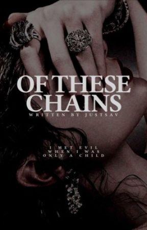 Of These Chains ► Todoroki Shoto by JustSav