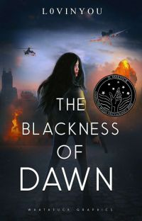 The Blackness of Dawn || book one cover