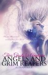 Three Ghosts for Anastasia (Angels & Grim Reapers BOOK I) cover