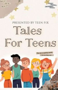 Tales for teens  cover