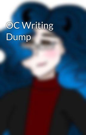OC Writing Dump by MidnightShadowsVA