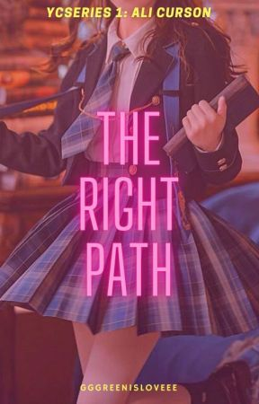 The Right Path by gggreenisloveee