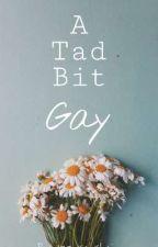 A Tad Bit Gay 🔓 ♡BxB♡ by IzzySaysHaii