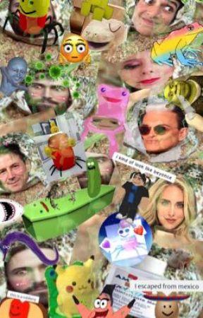 Le bizzarre avventure di Frog Jesus by scatolah