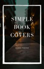 Simple Book Covers [OPEN] by lex3porter