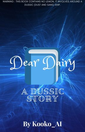 Dear Diary - Dussic by Kooko_AI