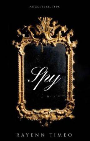 SPY by rayenntimeo