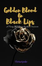 Golden Blood On Black Lips (Fairy Tail | Percy Jackson) by TheSeaSpider