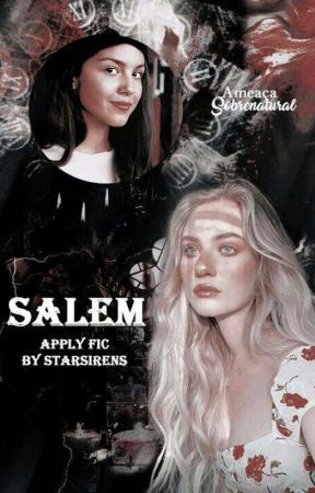 Salem-af by StarsSirens
