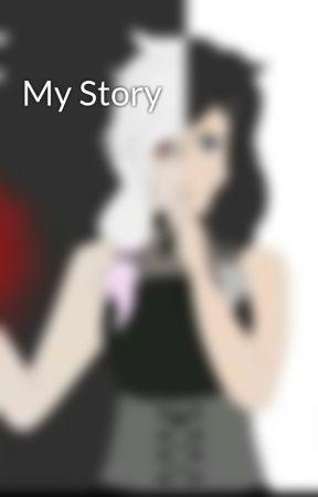My Story by ashdarkangel