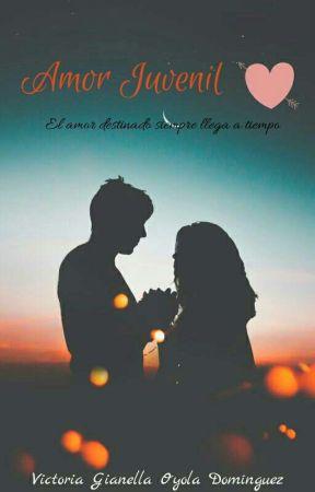 Amor Juvenil💘 by GianellaOD1316