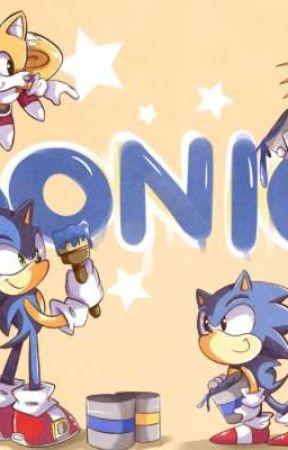 +× 1 Fox 2 Hedgehogs ×+ by Starsofmacaroni