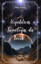 Repúblicas homólogas da Terra by mikaaann