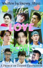 The Love Score || Zhuo Zhi by Snowy_Stars