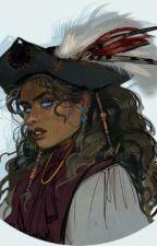 Davy Jones daughter by NumbNoodles