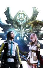 Humanity's leader (Hope x Lightning fanfiction FFXIII-2)  by _Im_Lilyy_From_FF13_