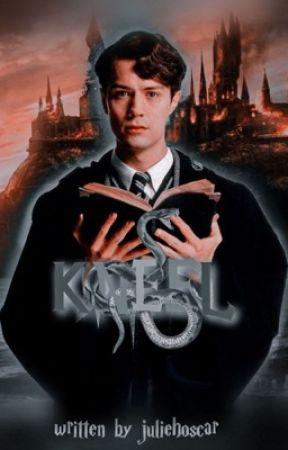 Kneel | Tom Riddle by JulieHoscar