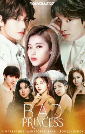Bad Princess [TaeSaKook] by youyoula127