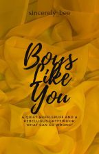 boys like you | sirius black [1] (HOLD FOR EDITING) by sincerely_bee