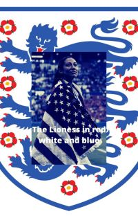 The Lioness in Red White and Blue cover