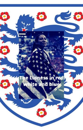 The Lioness in Red White and Blue