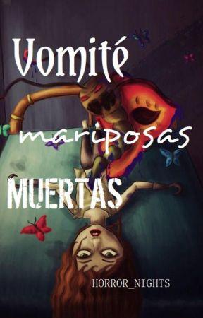 Vomité mariposas muertas by Horror_nights