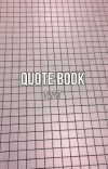 Quote Book cover