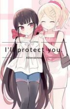 I'll protect you- kaemaki by gum11sy0urmum